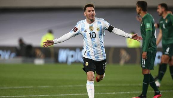 La Selección Argentina, de fiesta al ritmo de Messi: goleó a Bolivia ante sus hinchas