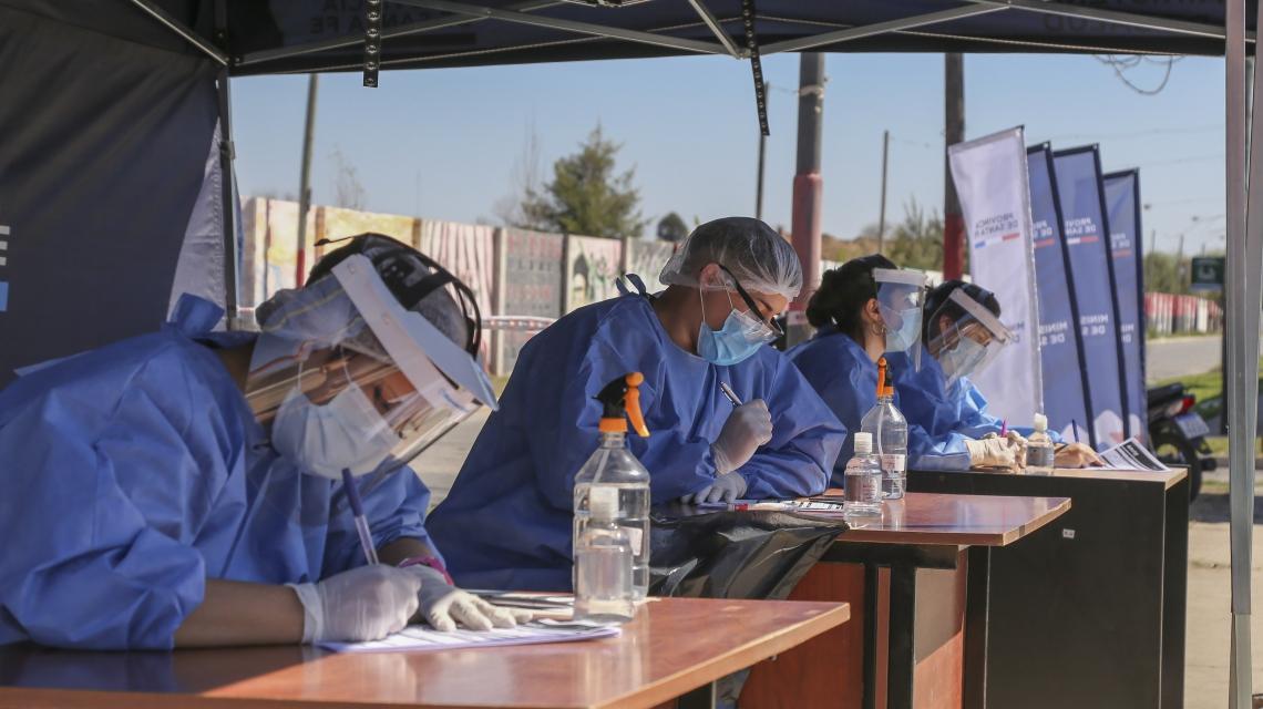 El Ministerio de Salud de la Provincia informa un nuevo caso de la cepa Manaos y otro de la cepa Nueva York de coronavirus