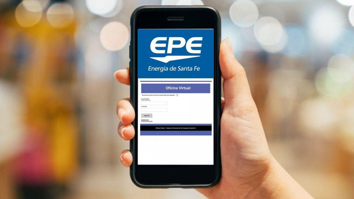 La EPE lanzó su nueva oficina virtual