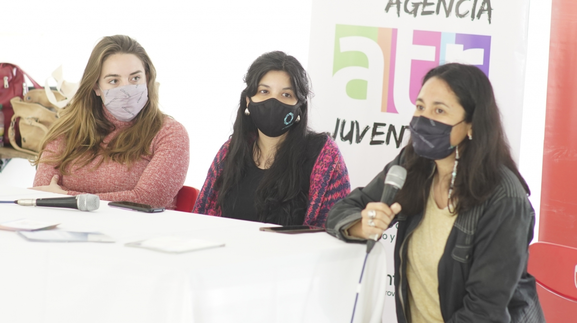"""Iniciaron los encuentros de formación y asistencia técnica a municipios """"Territorios Violetas"""""""