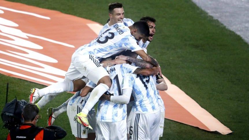 Eliminatorias Sudamericanas: la Selección Argentina goleó a Uruguay