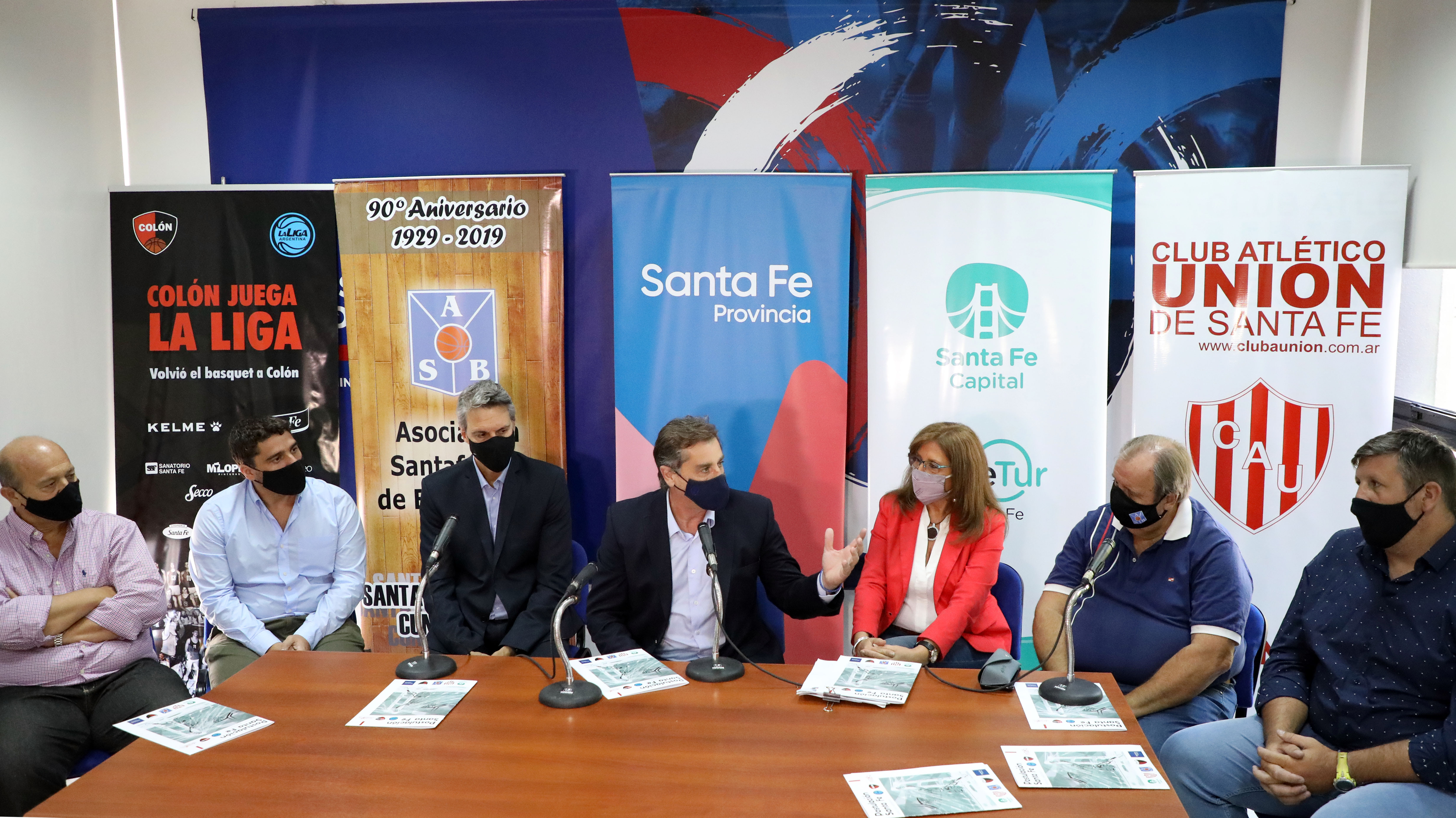 La ciudad de Santa Fe será sede del torneo de Básquetbol Nacional