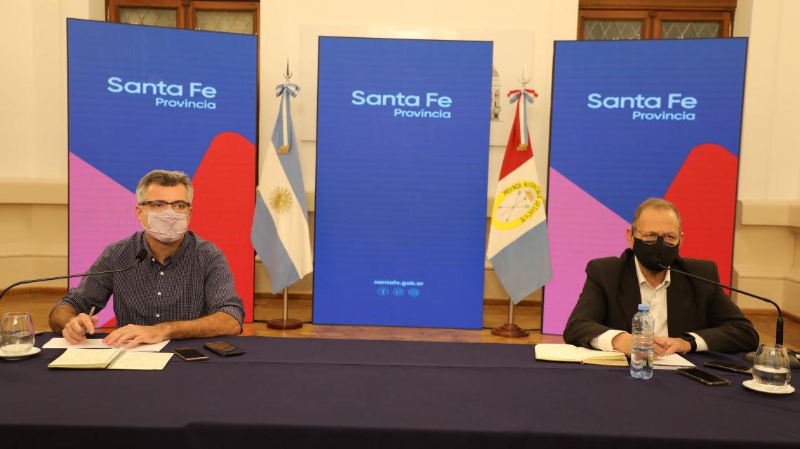 La provincia mantuvo nuevos encuentros con intendentes, presidentes comunales e integrantes del comité de expertos provincial
