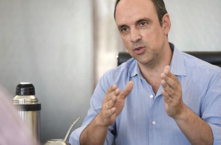 """José Corral: """"Defender la industria de los biocombustibles es cuidar empleo santafesino"""""""