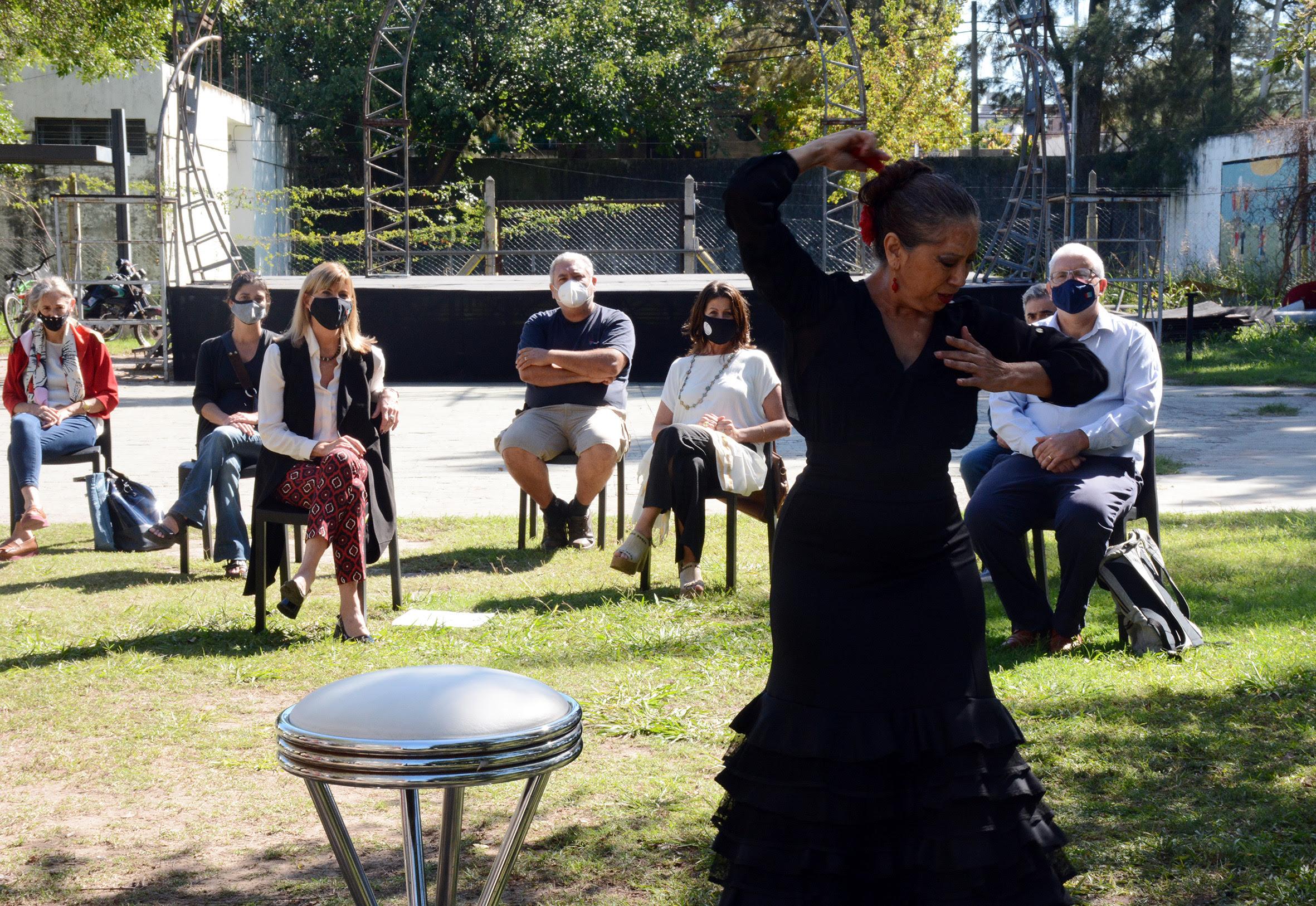 """La provincia anunció la convocatoria al festival """"Santa Fe Danza"""""""