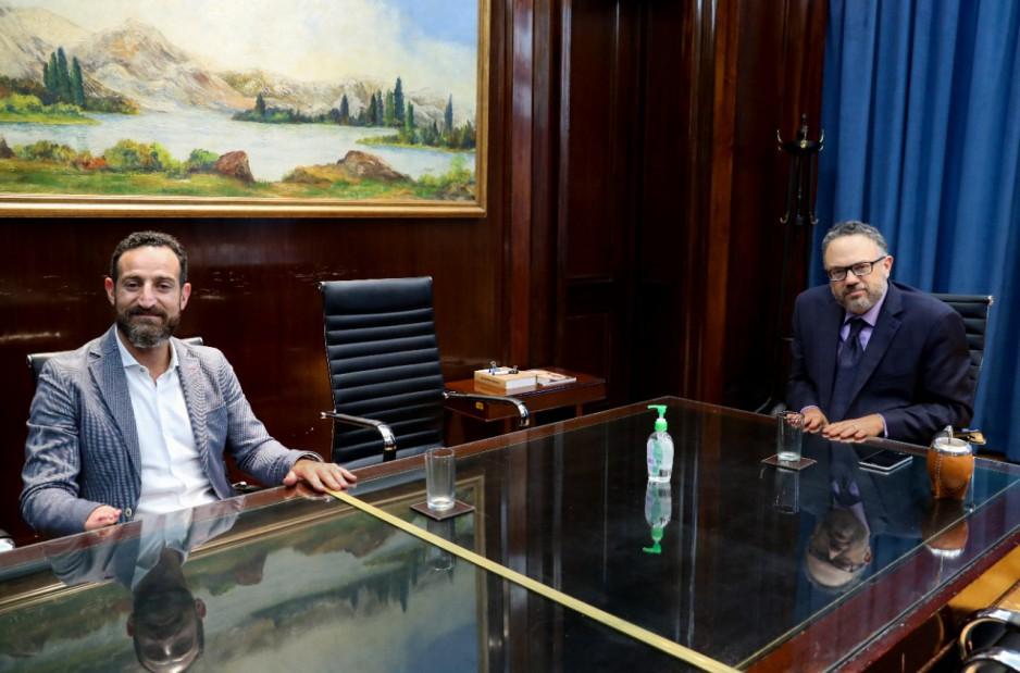 El lunes Diputados interpelará al ministro de Gobierno de Perotti por el plan de vacunación